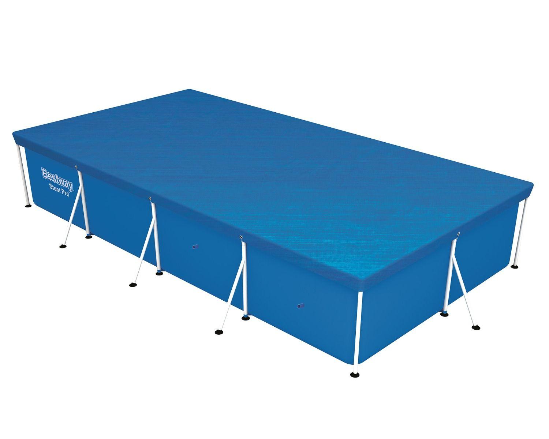 Copertura piscina 400 x 211 cm