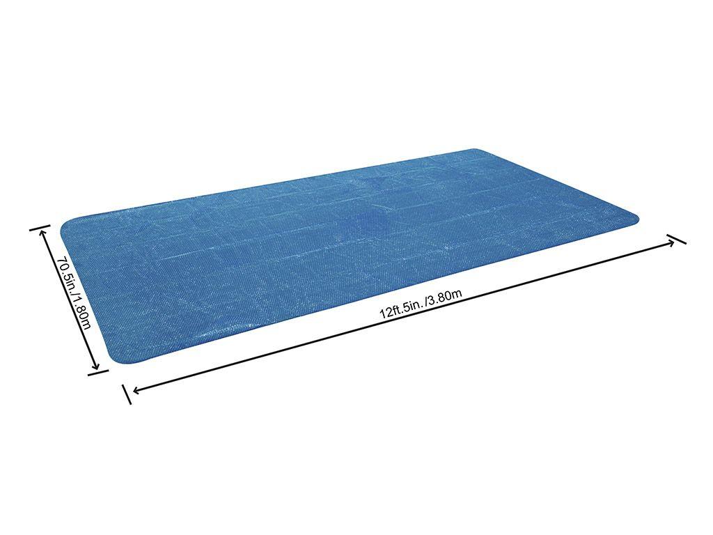Copertura rettangolare da 404X201X100 e 412X201X122 cm