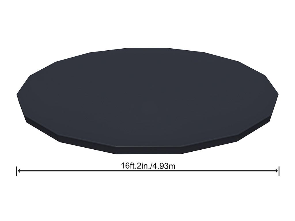 Copertura rotonda Steel Pro da 488 cm