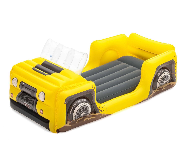 Lettino gonfiabile per bambini 4x4 Off-Roader DreamChaser