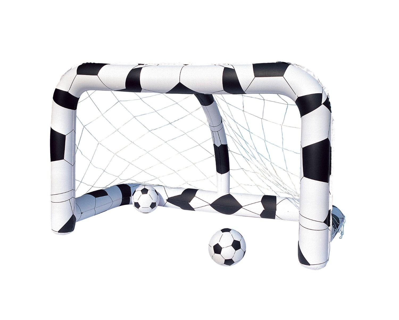 Rete da calcio gonfiabile