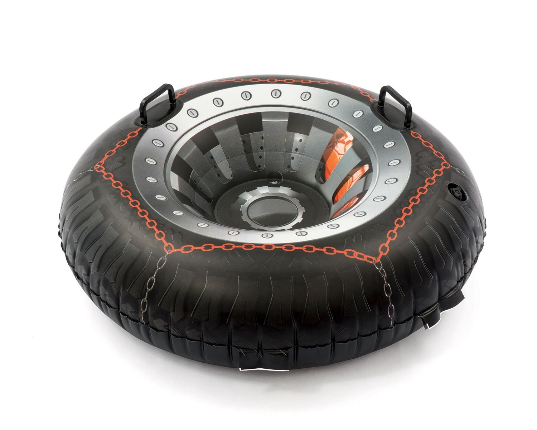 Slittino da neve a forma di ruota Snow Tire Tube