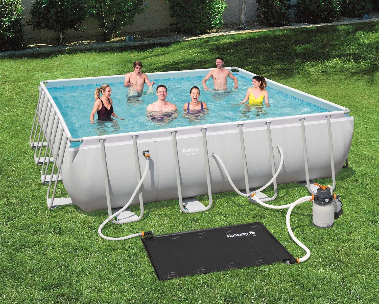 Tappeto solare per piscina