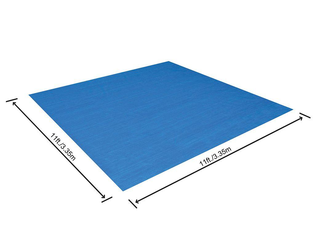 Tappeto sotto piscina da 335x335 cm