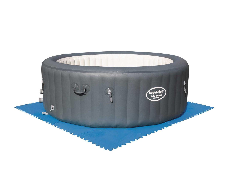 Tappeto sotto piscina protettivo e componibile
