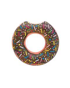 Ciambella gonfiabile Donut Cioccolato