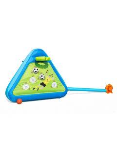 Gioco gonfiabile Triple Play per bambini