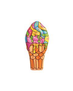 Materassino cono gelato Pop