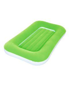 Materasso Gonfiabile Per Bambino Verde 132x76x20 cm