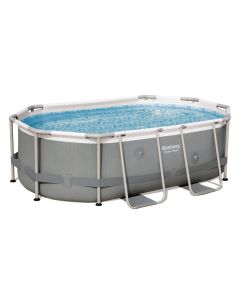 Piscina di ricambio ovale Power Steel 300x200x84 cm
