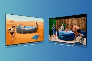 Dal giardino di casa a Marte con i due nuovi spot TV Bestway