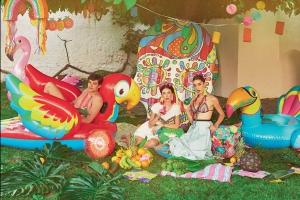 Festeggia la Guelaguetza con i gonfiabili a tema Messico