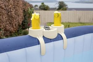 I migliori accessori per la tua vasca idromassaggio gonfiabile