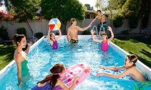 Come scegliere il colore della piscina fuori terra per il tuo giardino