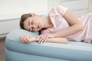 Materassi gonfiabili per dormire: tutti i miti da sfatare