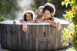 Il relax è Lay-Z-Spa®: scopri i nuovi idromassaggi gonfiabili!