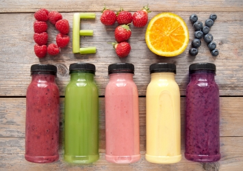Dieta dopo le feste? I nostri consigli per disintossicarsi e depurarsi
