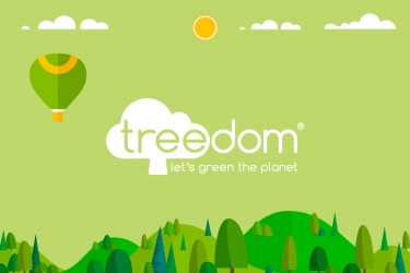 Festeggia la Giornata Mondiale della Terra con Treedom