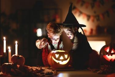 Sei pronto a festeggiare la notte più spaventosa dell'anno?