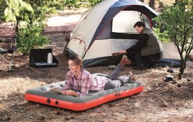 Il letto da campeggio del futuro: ecco l'ultima innovazione di Bestway