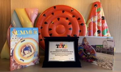 Toys Awards, vince il Parco Acquatico Bestway