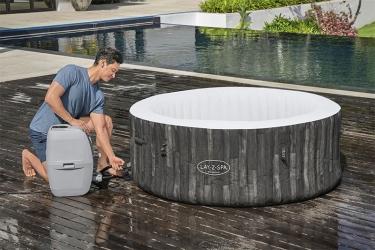 Come montare una spa gonfiabile: istruzioni per l'uso