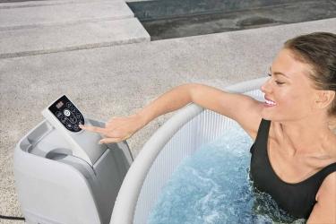 Qual è la giusta temperatura per l'acqua della vasca idromassaggio?