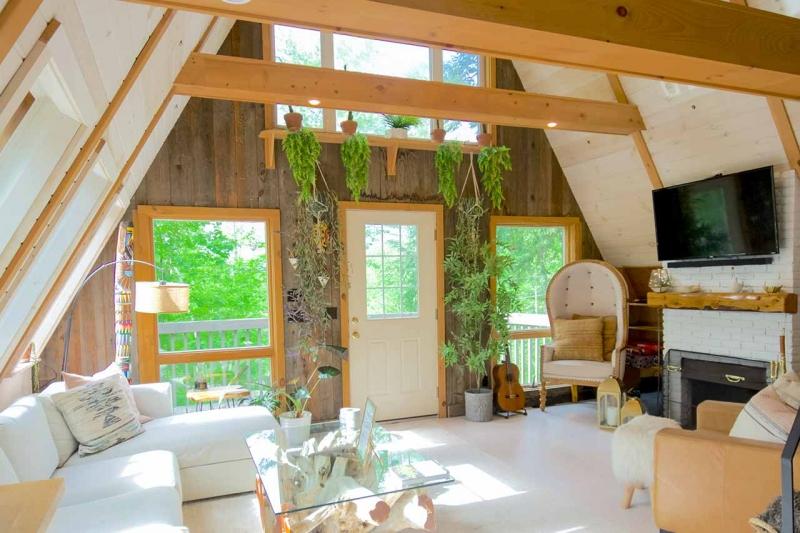Arredamento in stile baita: come ricreare un piccolo chalet in casa