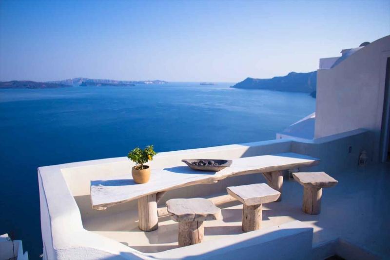 Arredare casa al mare in stile mediterraneo