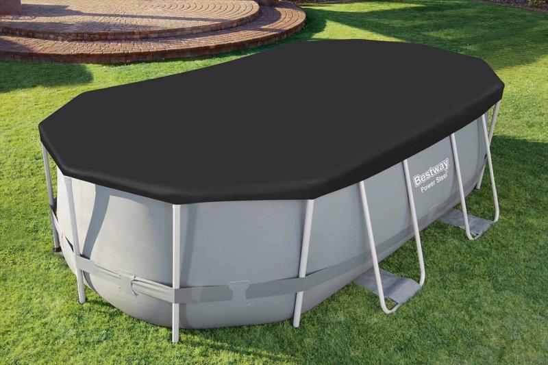 Come scegliere la copertura per la piscina fuori terra