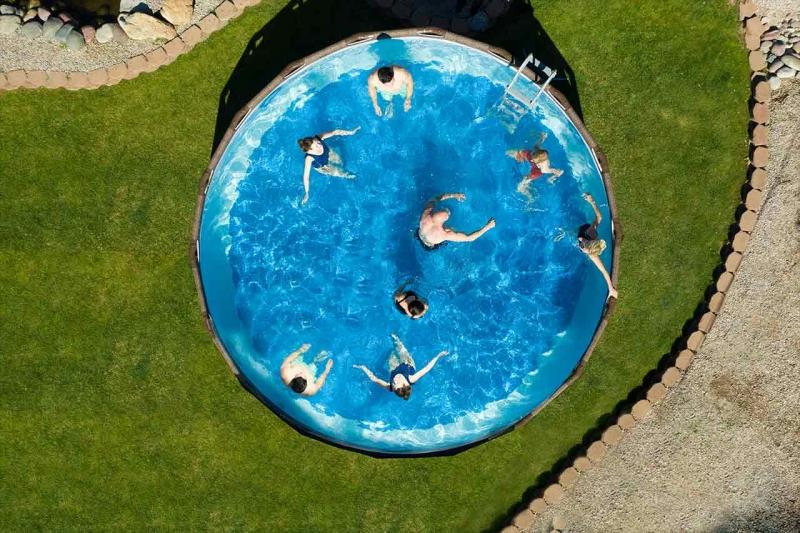Cosa sono le piscine base Bestway?