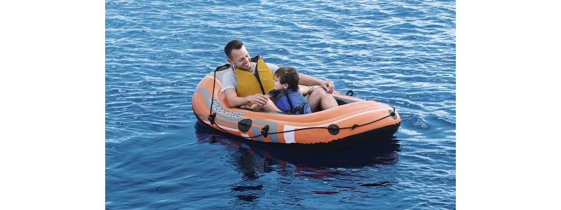 Tutti a bordo: ecco gommoni e SUP gonfiabili per le tue vacanze