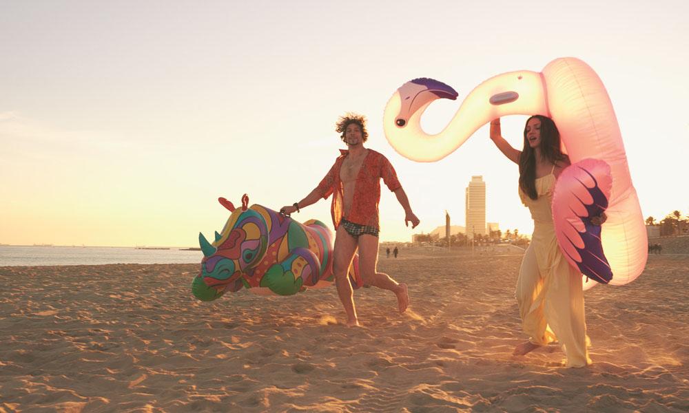 Combatti l'inquinamento in vacanza in 4 mosse