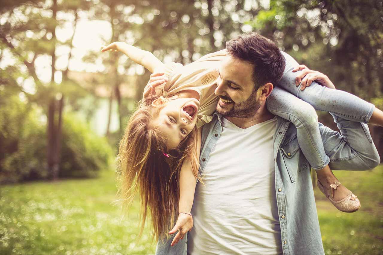 Festa del papà: che giochi fare in casa con il tuo bambino?