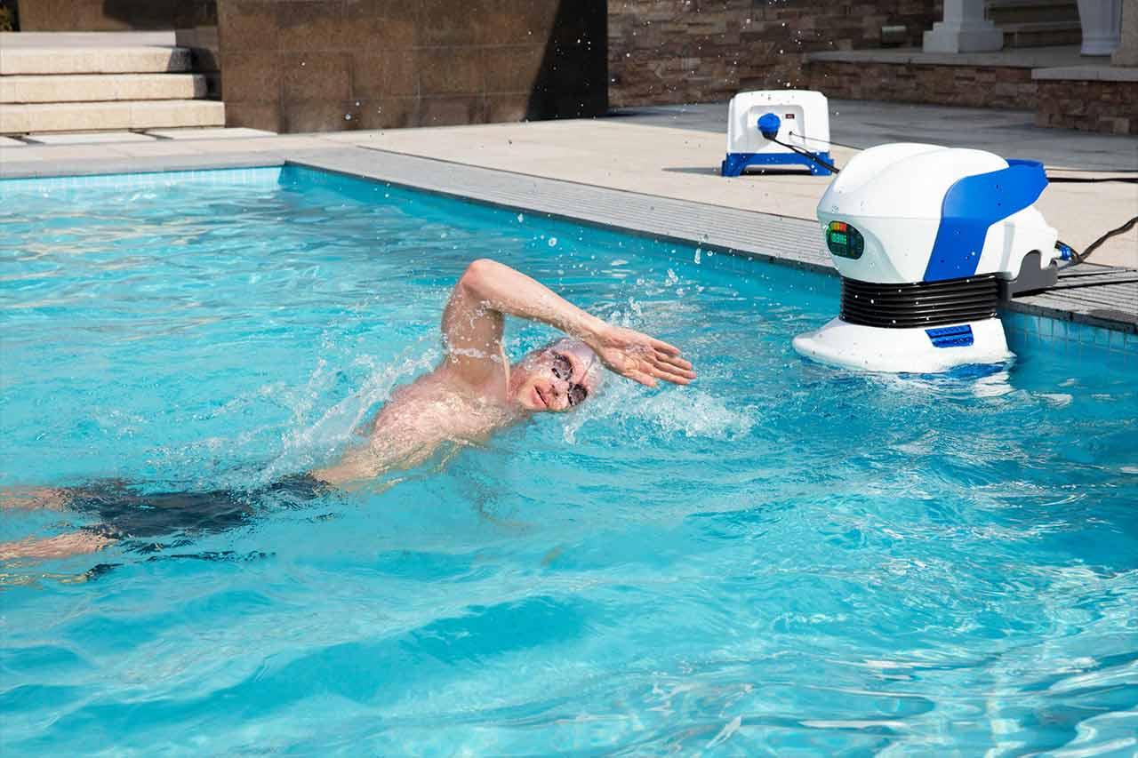 Arredi Per Piscine Esterne si può nuotare in una piscina fuori terra?