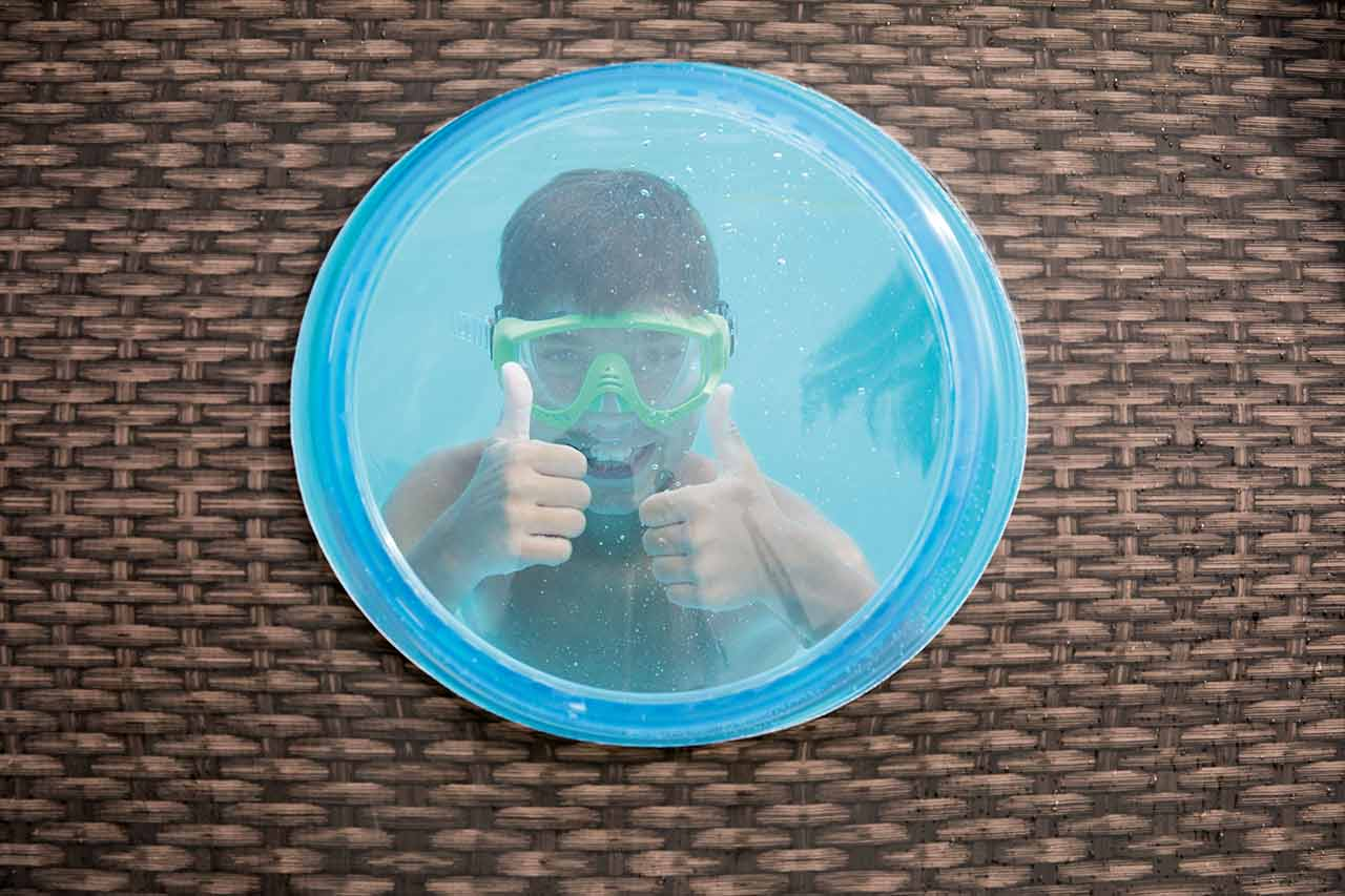 Crea un'oasi di relax a casa tua con le nostre nuove piscine!