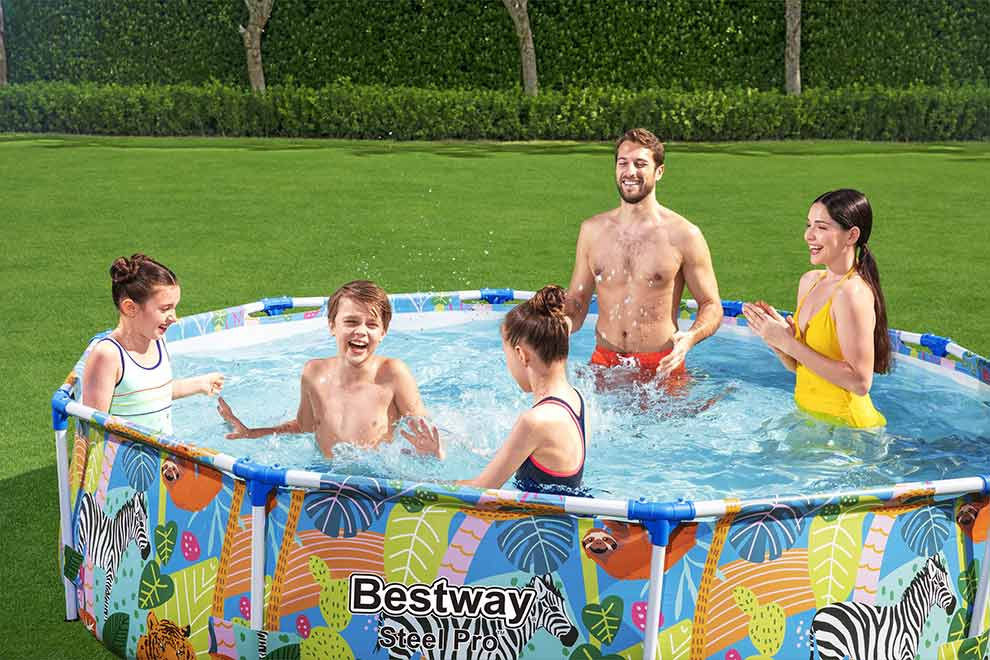 piscina-fuori-terra-Steel-Pro-Animal-Look